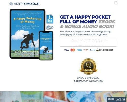 Develop Wealth Consciousness Ebook & Audiobook