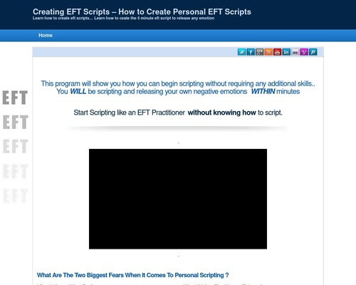 Eft Scripts – Learn How Simple Creating Personal Eft Scripts Can Be